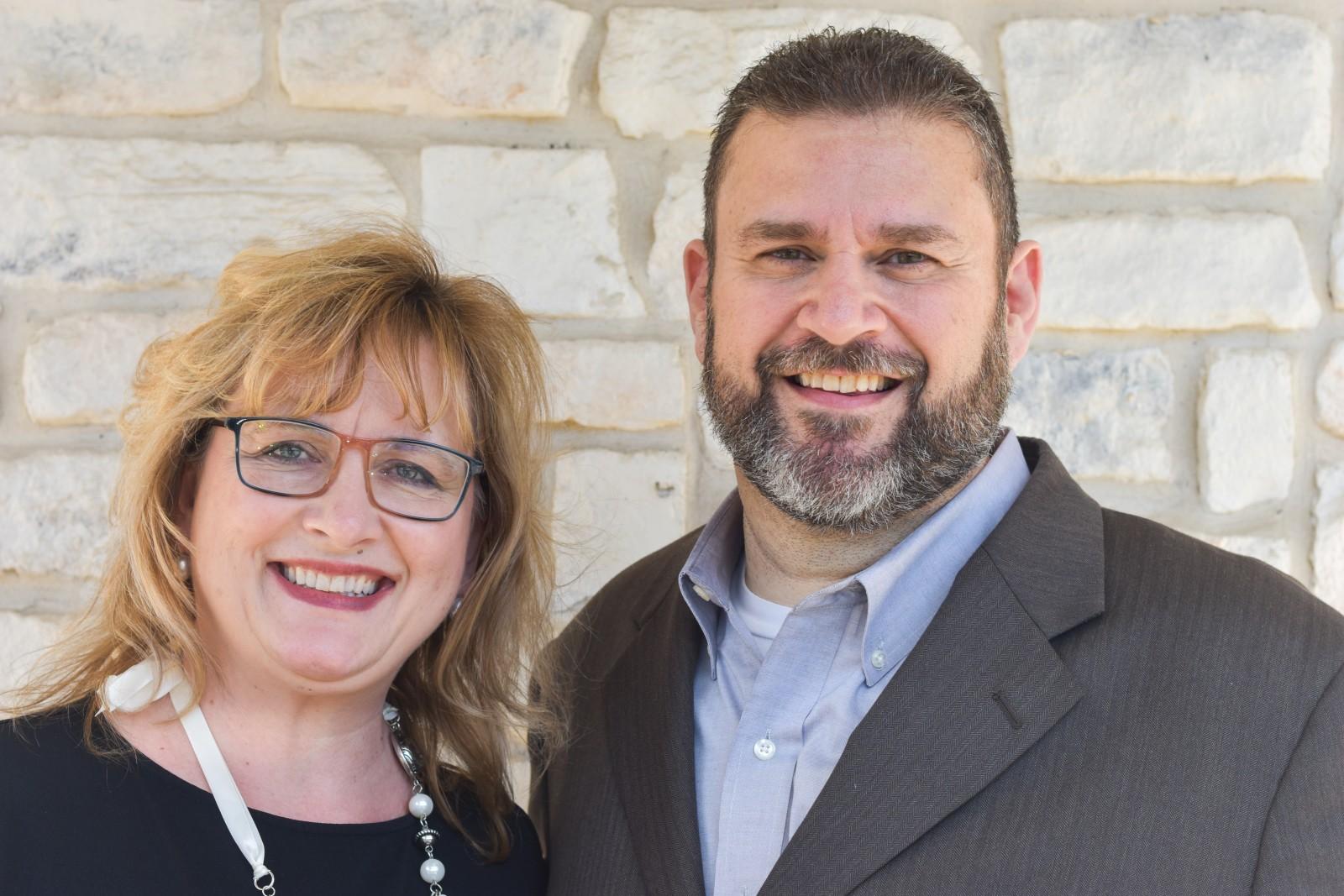 Pastor Rick and Kim